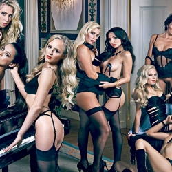 2015 German Playboy Playmate Calendar