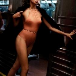 Adriana Lima on Numero Tokyo
