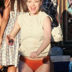 Amanda Seyfried in panties