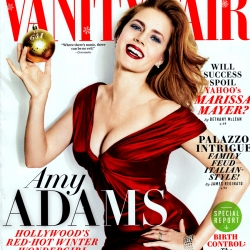 Amy Adams on Vanity Fair Jan 2014