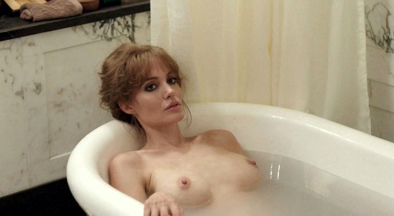 angelina jolie topless