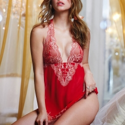 Barbara Palvin for Victoria's Secret
