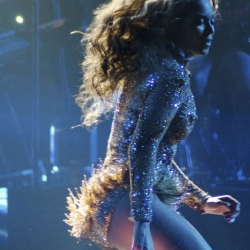 Beyonce Nipples Bodysuit