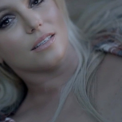 Britney Spears on Perfume Videoclip