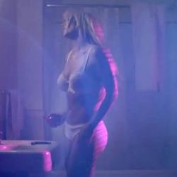 Britney Spears on Perfume Videoclip