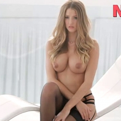 Danica Thrall topless Nuts Vip
