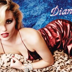 Dianna Agron 2014 Calendar