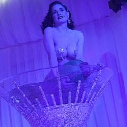 Dita von Teese Saucy Burlesque Show