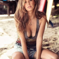 Dylan Penn on GQ Magazine