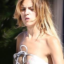 Eiza Gonzalez hot bikini