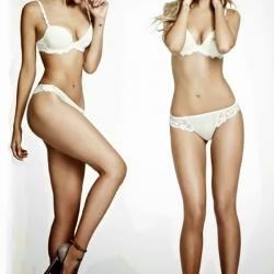 Eiza Gonzalez lingerie for GQ Mexico