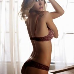 Elena Santarelli in Infiore lingerie 2013