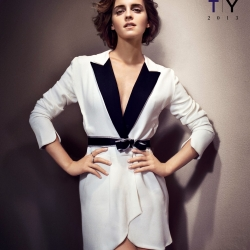 Emma Watson on GQ Magazine Oct 2013