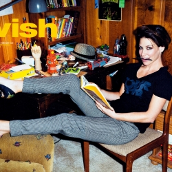 Evangeline Lilly on Nylon Guys