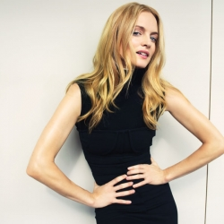 Heather Graham in New York Moves Magazine