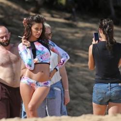 Irina Shayk's boobs