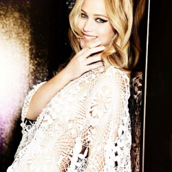 Jennifer Lawrence on Vanity Fair Magazine
