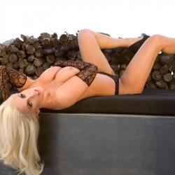 Jenny McCarthy again on Playboy