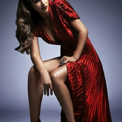 Jessica Alba in west magazine