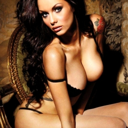 Jessica Jane Clement sexy in Nuts Magazine