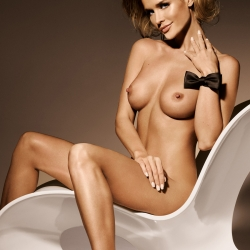 Joanna Krupa topless Playboy shoots