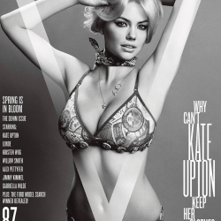 Kate Upton Super Hot in V-Magazine 2014
