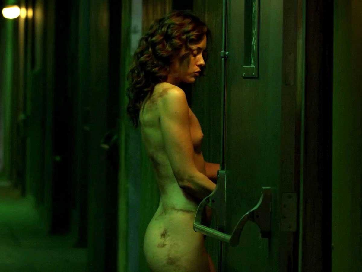 Katie cassidy nude live!