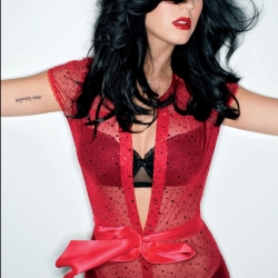 Katy Perry on GQ