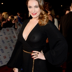 Kelly Brook see-through