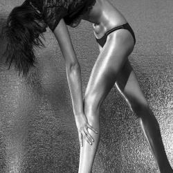 Kristina Tsvetkova Sultry Topless Photoshoot