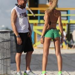Laura Cremaschi in Bikini top