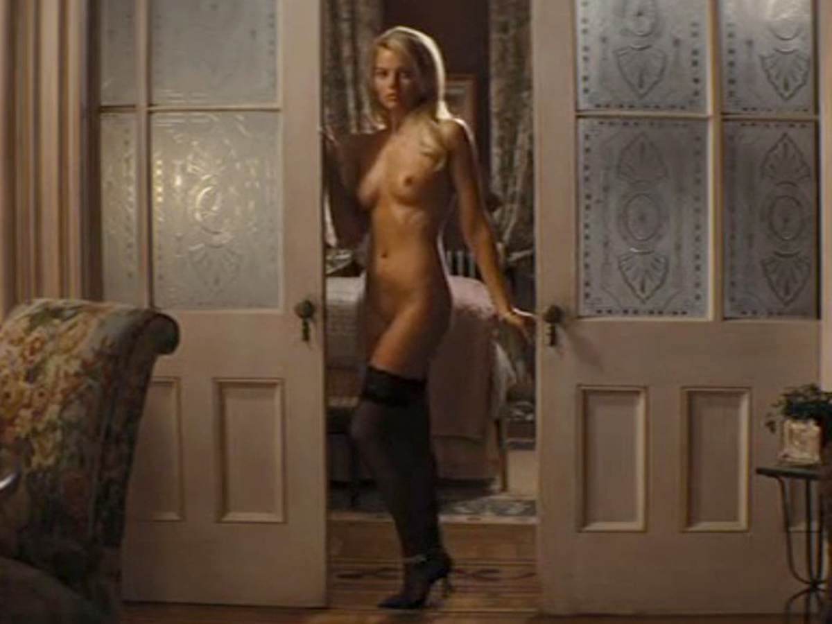The Wolf Of Wall Street Nude Scene