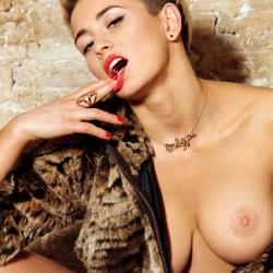 Mariana Goulart Topless