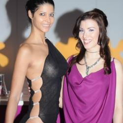 Micaela Schaefer at KJ Fragrance Launch