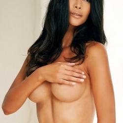 Micaela Schaefer Topless Shoot for Interviu