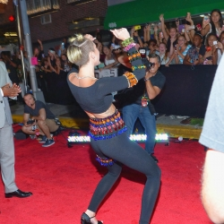Miley Cyrus at the 2013 MTV VMA