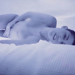 Miley Cyrus masturbating on Adore You Clip