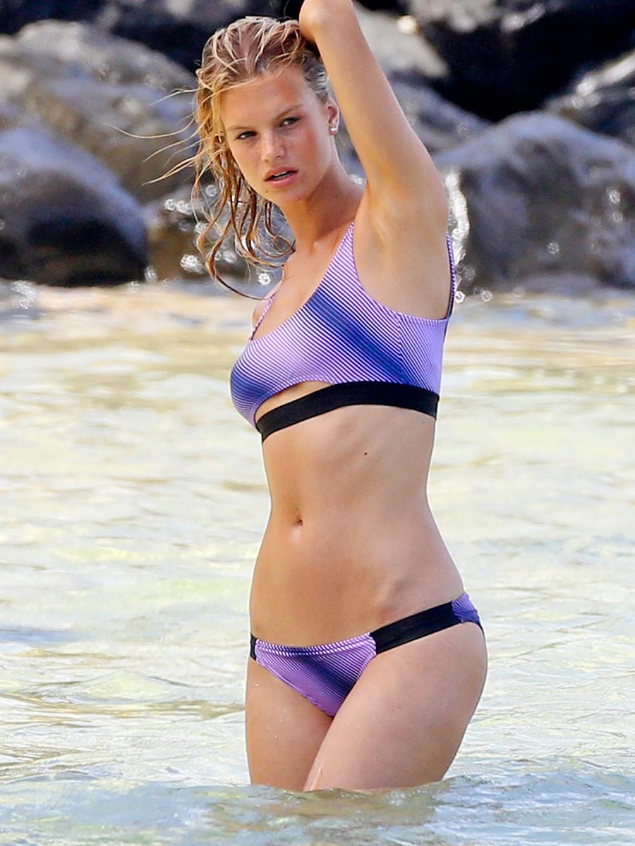 Maui bikini models