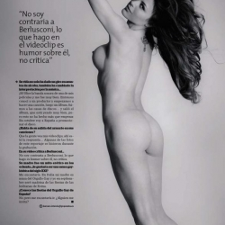 Naike Rivelli nude on Interviu