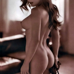 Naike Rivelli nude on Playboy