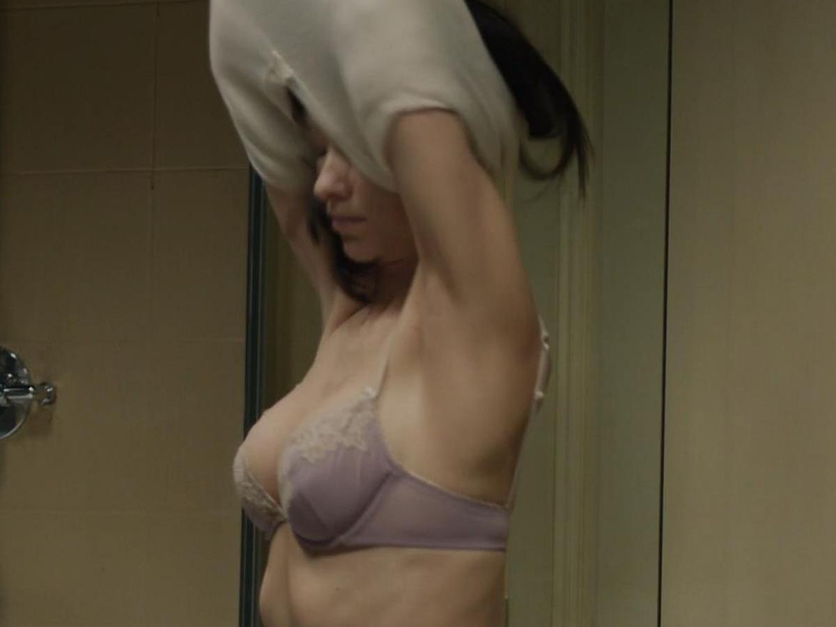Alexandra daddario nude true detective s01e02 10