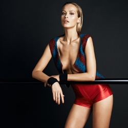 Petra Nemcova Super Hot in GQ Portugal