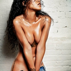Rihanna Esquire Hottie