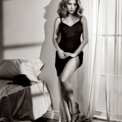 Scarlett Johansson on Esquire Magazine