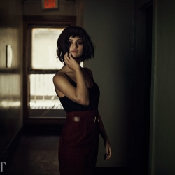 Selena Gomez on Flaunt Magazine
