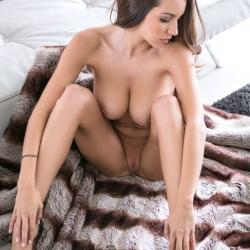 Shelby Chesnes Topless Playboy Photoshoot