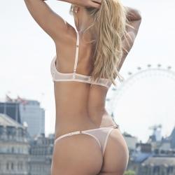 Sylvie Meis Sexy Lingerie Shoot