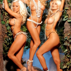 Kendra Wilkinson, Bridget Marquardt and Holly Madison