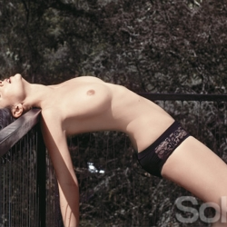 Topless Models for Soho Magazine