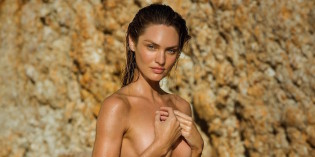 Candice Swanepoel Hot on Maxim Magazine